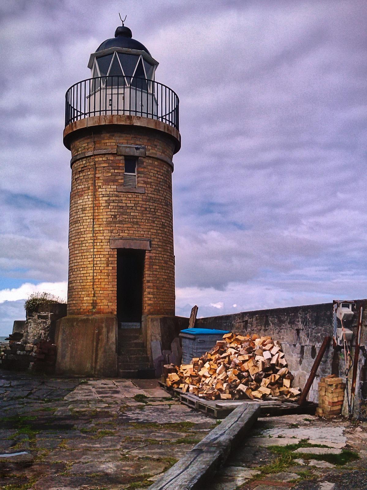 Portpatrick Lighthouse