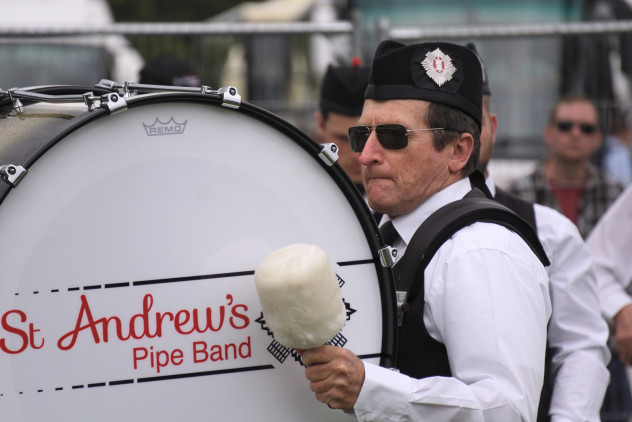 St Andrew's Pipe Band, Brisbane
