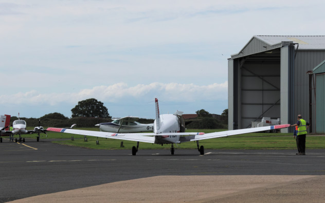 What I Flew: G-JLIN, a Piper PA-28-161 Cadet