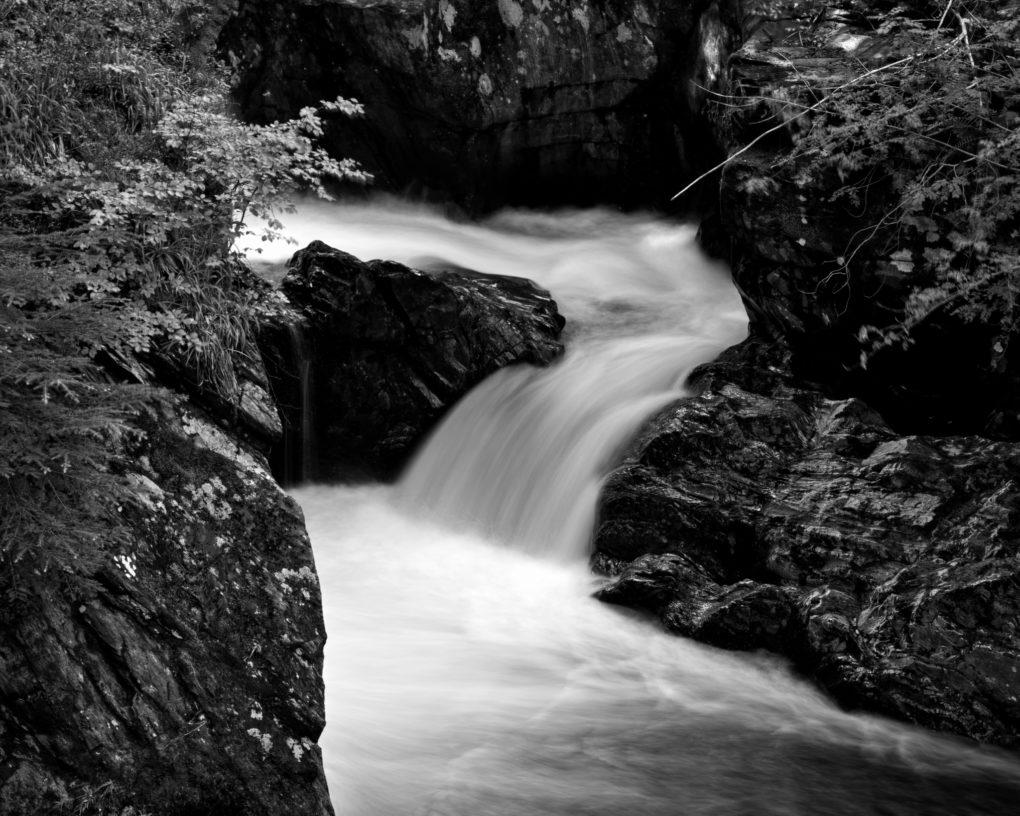 The Wee Cauldron, Glen Lednock